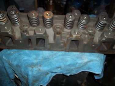 1972 Ford Truck 390 v8 Rebuilt Cylinder Head FE 352 360 C8AE-H For Sale