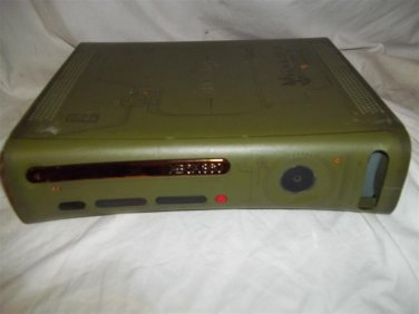 Xbox 360 Halo 3 Limited Edition HDMI System Console Only