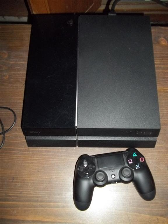 Sony Playstation 4 PS4 500 GB Console 2.55 Firmware Pre 5.05 Exploitable ? System