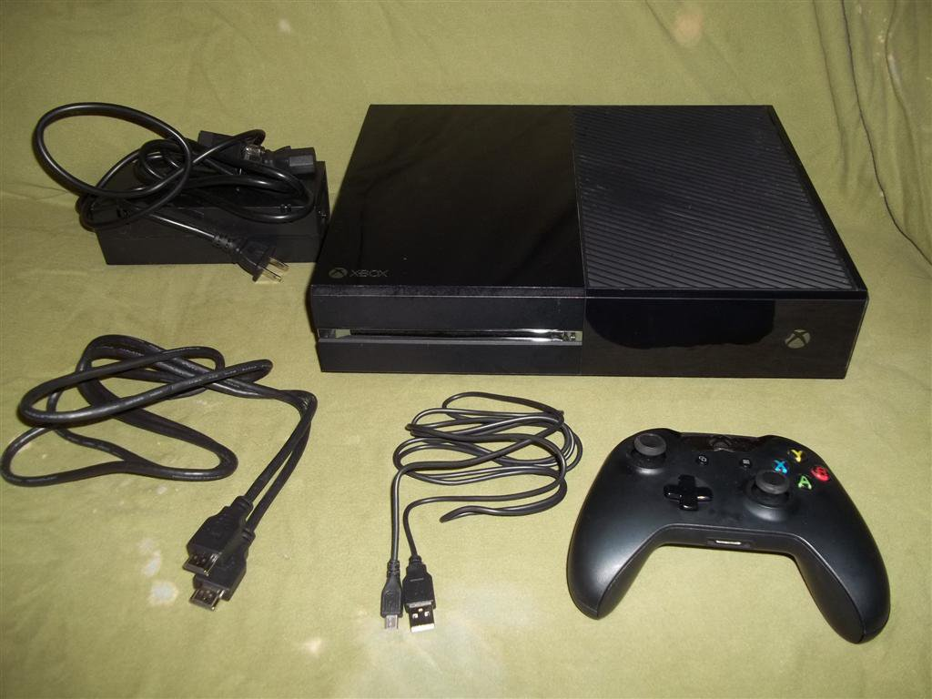 Xbox One XBOne System Complete 500gb Hard Drive
