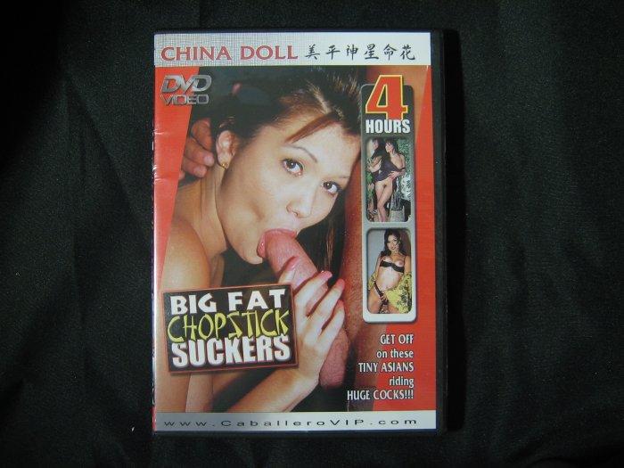 Big Fat Chopstick Suckers