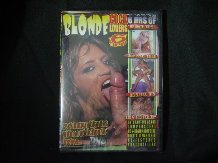 Blonde Cock Lovers