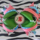 Thick Spring flower bow
