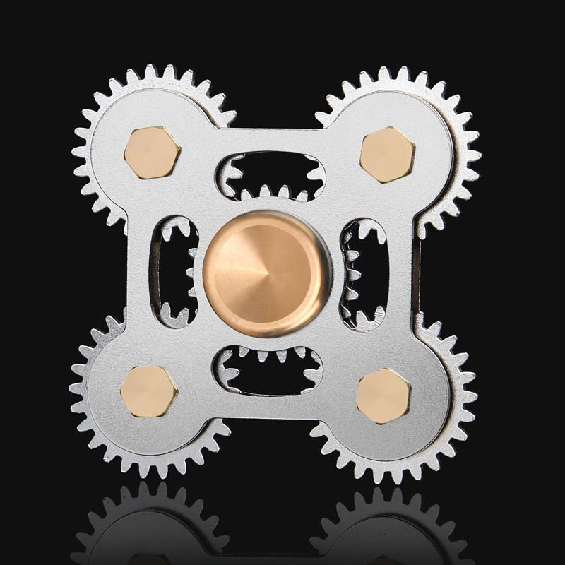 Special Gear Fidget EDC Hand Spinner Torqbar ADHD Autism Finger Toy Gifts Adult