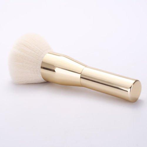 Pro Dual Use Liquid Cream Foundation Makeup Sponge Brush Blush Powder Brushes