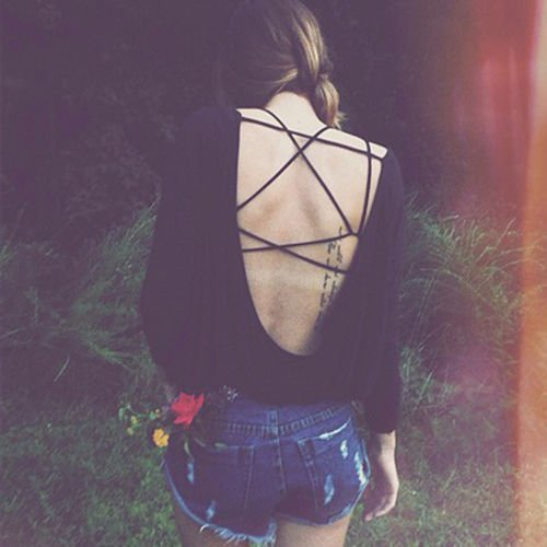 Ladies Criss Cross Caged Strappy Stash Bra Crop Top Bralette Bustier Padded Vest