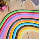 10 x 26 Colors Paper Quilling Paper DIY Decor Pressure Relief Manualidades 260pc