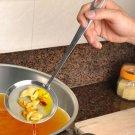 WaterWash Drain Bowl Basket Strainer Pasta Noodles Vegetables Fruit kitchen Tool