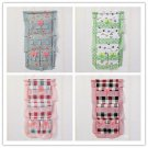 Adorable Cute Useful Cotton Wall Hanging Storage Organizer Bag Pocket Hotsale