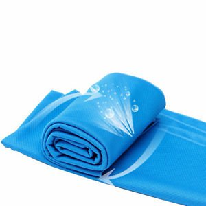 Instant Cooling Towel Heat Relief Reusable Chilly Cool Sports Running Gym Towels