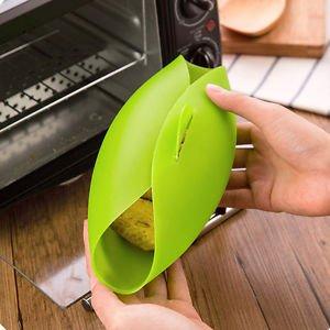 Multifunction Food Grade Silicone Folding Bowl Baking Cooking Fish Steam Roaster