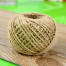100% Natural Rope 98 Feet 2mm Hemp Strong Rope Cord For Arts Crafts 30meter Long