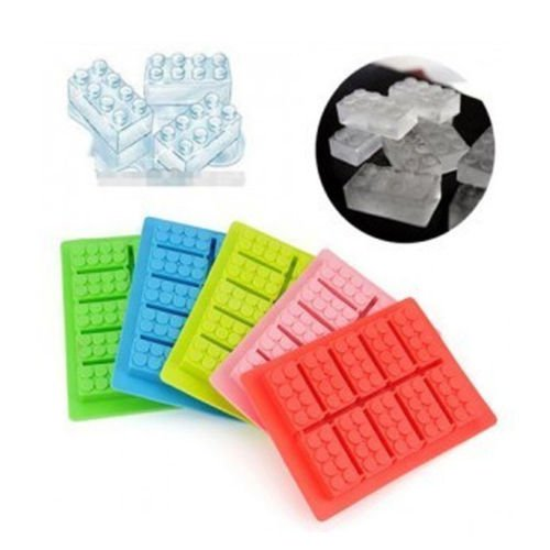 Silicone Pineapple Ice Cube Tray Mould Shape Fruit Chocolate Jelly Freeze Mold