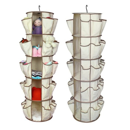 Home Shoe Shelf Plastic Wall Mounted Shoes Rack for Entryway Over the Door