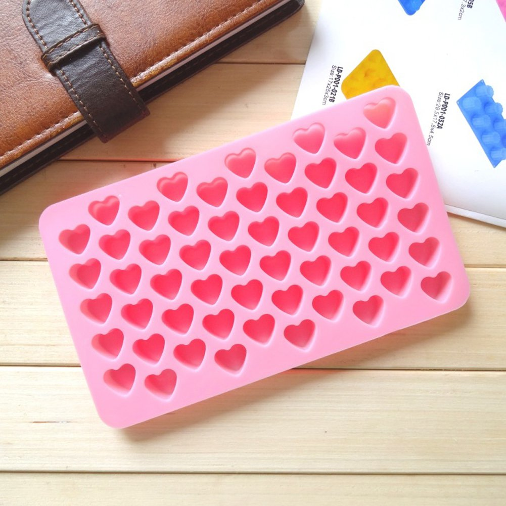 15-Cavity Silicone Roses Flower Chocolate Cake Soap Mold Baking Ice Tray Mould