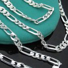 Best Womens 925  Silver Rhinestone Chain Pendant Necklace Jewelry D02