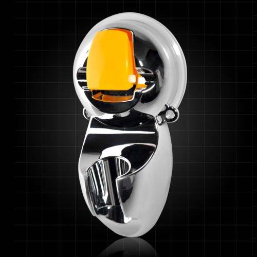 Adjustable Anion Ionizer Shower Head Faucet SPA Spray Sprinkler