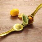 Kitchen Bar Zinc Alloy Fruit Lemon Orange Lime Squeezer Juicer Press Tool