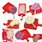 Novelty Ice Cream Maker Claw / Cherry  Shape Mold Popsicle Frozen Food DIY Tool