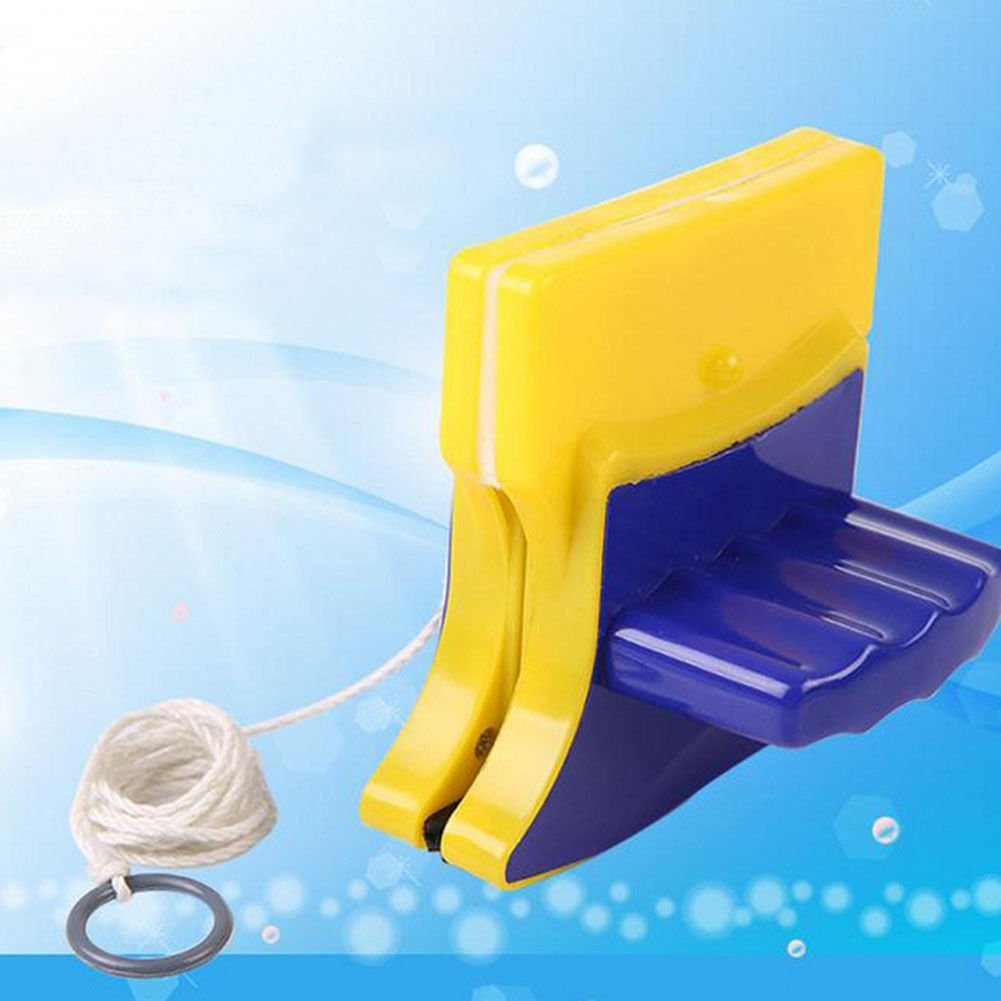 Magic Sponge Rub Flexible Descaling Clean Sponge with Handle In Addition to Rust