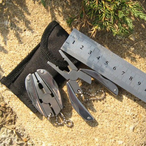 Outdoor Portable 20In1 Multi-function Stainless Steel Screwdriver Wrench EDC