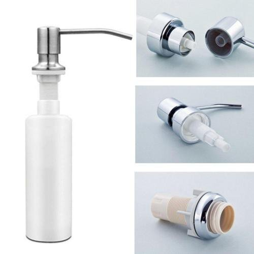 New 350ml Home Washroom ABS Wall Mounted Shampoo Bathroom Soap Liquid Dispenser