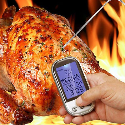 -10-110�  Quick Instant Read Probe Thermometer BBQ Food Cooking Meat Gauge NEW