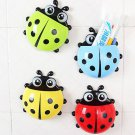 Cartoon Family Toothbrush Holder Stand Mount Animal Suction Wall Rack Bathroom