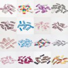 New Design Foils Nail Art Stickers Decal Manicure DIY decoration Nail Art tips