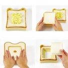 Heart Shape Sandwich Cake Toast Bread Mold Mould Cutter Maker Tool DIY Food Tool