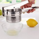 Stainless Steel Mash Potato Ricer Masher Fruit Press Professional Kitchen Tools