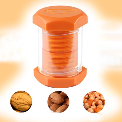 Heavy Duty Easy Manual Pecan Nut Cracker Machine Nut Sheller Walnut Cracker Tool