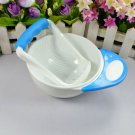 360 Degree Rotating Bowl Children's No Spill Bowl Balance Baby Snack Bowl