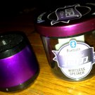 Used once HMDX Jam Speaker in purple, with cables