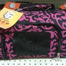 EASY RIDER's CHARLIE Sport Collection Pet Dog Cat Carrier TOTE,M,Black Pink NWT