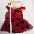 "CUTE DOLLIE and ME / AMERICAN GIRL DOLL DRESS OUTFIT fits ANY 18"" DOLL GARMENT i"