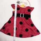 """CUTE DOLLIE and ME / AMERICAN GIRL DOLL DRESS OUTFIT fits ANY 18"""" DOLL GARMENT C"""