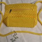 BAG LINA Cute Girls Womens  Fashion Bag Handbag Yellow Retail $28 @ kohls NEW!