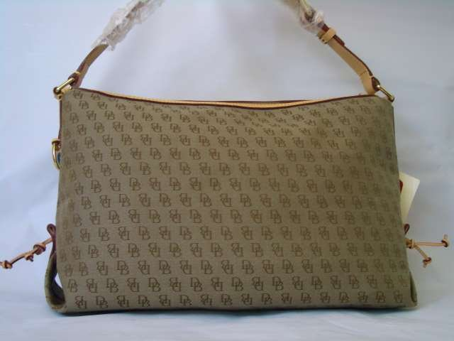 Dooney and Bourke Brown Large Brown Sac.