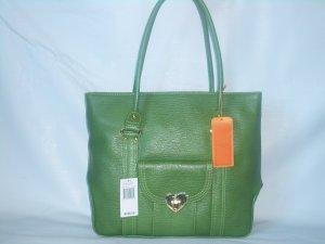 Authentic Lovecat Paris leather handbag