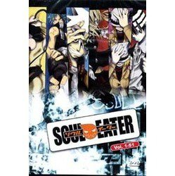 Soul Eater - The Complete Anime Series DVD Set