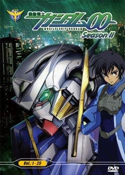 Mobile Suit Gundam 00 - Second Season- The Complete Uncut Season 2 DVD Set