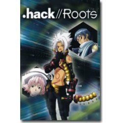 .Hack/Roots (Hack Roots) - The Complete Anime Series DVD Set