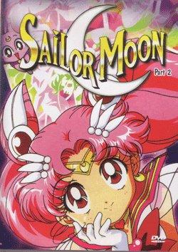 Sailor Moon R - The Complete Uncut Season 2 DVD Set
