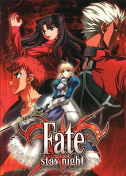 Fate Stay Night - The Complete Anime Series and Movie� DVD Set