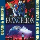 Neon Genesis Evangelion - Movie Collection - Death & Rebirth + The End of Evangelion DVD Set