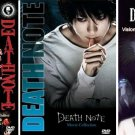 Death Note - The Complete Anime Series + Movie + Relight Collection DVD Set
