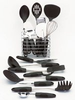 Maxam- 17pc Kitchen Tool Set