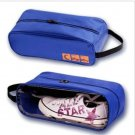 Royal Blue Color SHOE BAG Easy Convenient Use Good for Travel Exercise Gym Use