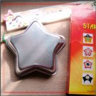 STAR SHAPE Stainless Steel 3D Cake Mold Convenient Use Can Make Different Cake